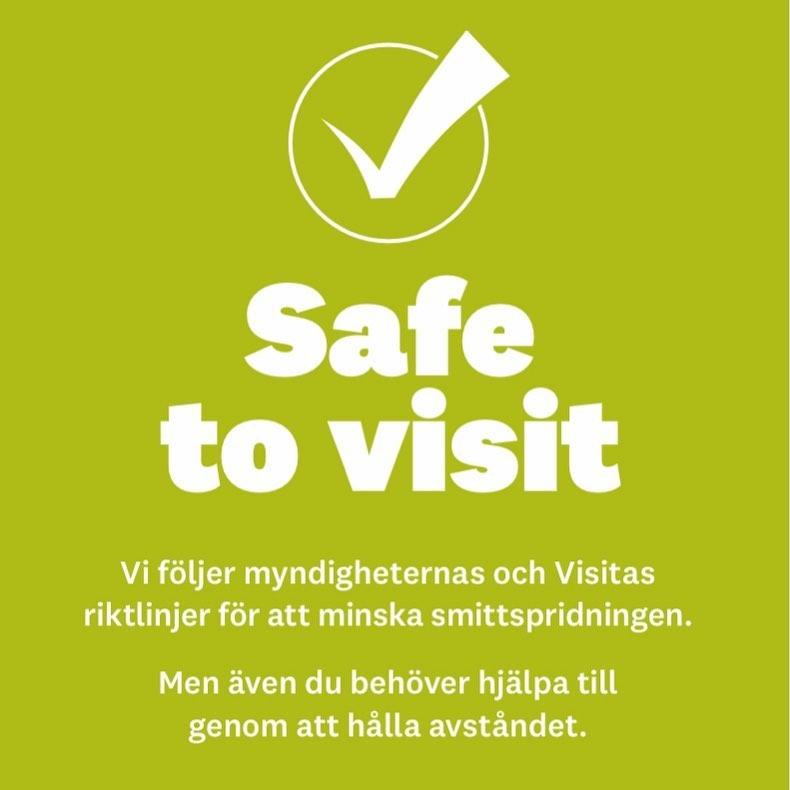 Safe to visit!